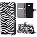 Buy Zebra Pattern PU Leather Hard Case Stand Samsung Galaxy Note 5/ 5 Edge/ 4 / 3/ 2