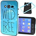 Buy Wild Free Pattern Plastic/TPU 2 1 Design Back Cover Case Samsung Galaxy Core G355H