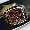 Buy Men's Watch Dress Calendar Rectangle Dial Wrist Cool Unique Fashion