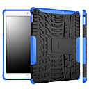 2 in 1 Durable Shock Proof Armor Hybrid tyre Case For Apple iPad Air 2  Heavy Duty Stand Back Cover(Assorted Colors)