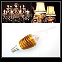 3W E14 300-350LM LED Candle Lights LED Light Bulbs(220V)