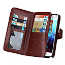 DE JI Wallet PU Leather Case For  iPhone 5/5S With 9 Card Slot (Assorted Colors)