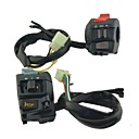 Buy Motorcycle Left Right Handle Bar Electrical Switch CG DC 12V