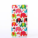 Buy Baby Elephant Pattern TPU Soft Case Sony Xperia M5