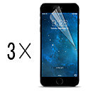 Buy [3-Pack]Professional High Transparency LCD Crystal Clear Screen Protector Cleaning Cloth iPhone 6/6S