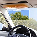 protector visão espelho máscara anti-reflexo sol do carro auto viseira dia de visão noturna hd condução