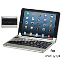 Mobile Stand Bluetooth Keyboard for iPad 4/3/2