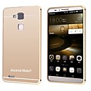 Buy Huawei Case Plating Back Cover Solid Color Hard Acrylic Mate 7