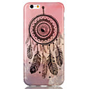 Buy Feather Dreamcatcher Pattern TPU Back Cover Case iPhone 6/iPhone 6S