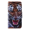 Buy Tiger Pattern Cell Phone Leather iPhone 6/6S