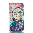 Meteor Bells Pattern PU Leather Painted Phone Case for Sony Xperia Z3 mini