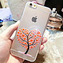 Buy Love Tree Pattern TPU Transparent Soft Shell Phone Case Back Cover iPhone6 Plus