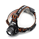Buy Lights Headlamps / Lanterns & Tent Cap LED Light Bulbs 2000 lumens Lumens 4 Mode Cree XM-L T6 18650Waterproof