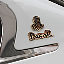 Buy Popular 3D DAKAR Rally Racing Badge Metal Sticker Car Decor Stickers Refit Emblem