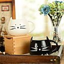 300ml Ceramic Innovative Cat Pattern Cup,5.1