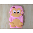 Buy Cute Cartoon Shell Silicone Sets Mobile Phone Protection iPhone 5C(Assorted Color)