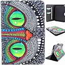 Embossed PU Leather Holster Folio Case Waterproof Case for iPad mini 4