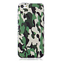 Buy Camouflage Pattern Waves Slip Handle TPU Soft Phone Case iPhone 5C