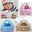 Baby Safety Helmet Headguard No-Bumps Adjustable Head Protector (Random Color)