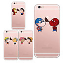 Buy iPhone 5 Case Transparent Back Cover Playing Apple Logo Soft TPU SE/5s/5
