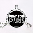 Buy Z&X® Fashion Popular Night Lights Necklace Pendant Necklaces / Party Alloy Daily 1pc