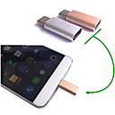 Buy USB 3.1 Type-C Data Sync Charging Adapter Converter Connector Nokia N1/Letv One/Pro/Xiaomi Mi4c Oneplus2