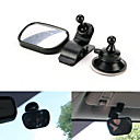 Buy Iztoss Mini Car Baby View Mirror 2 IN 1 / Rear Safety Convex Adjustable