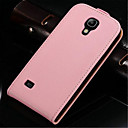 Genuine Leather Flip Case for Samsung Galaxy S4 mini i9190 (Assorted Colors)
