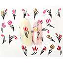 Buy 13D Water Transfer Abstract Flower Nail Art Sticker DIY Decoration Tools Tips BLE853D
