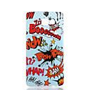 Buy Cool POW Pattern TPU+IMD Soft Case Multiple Samsung Galaxy A310/A510(2016)