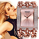 Buy WEIQIN® Women's Luxury Gold Bracelet Watches Ladies Fashion Rhinestone Dress Relogio Feminino Party Jewelry Cool Unique