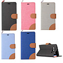 Buy Samsung Galaxy Case Card Holder / Stand Flip Full Body Solid Color PU Leather J3 J2 J1 Ace