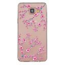 Buy Plum Flower Pattern Relief TPU Phone Case Samsung Galaxy A3(2016)/Galaxy A5(2016)