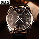 Men's Fashion  Quartz Night Light Dress Watch(Assorted Colors) Cool Watch Unique Watch
