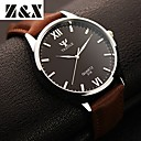 Men's Fashion  Personality Quartz Alloy Dress Watch(Assorted Colors) Cool Watch Unique Watch