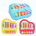 Babyen 5-note xylofon musikalske leketøy (3 farger sende tilfeldig)