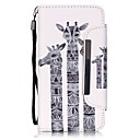 Buy Huawei Case Wallet / Card Holder Stand Full Body Cartoon Hard PU Leather Y6/Honor 4A