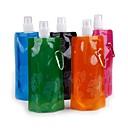Sport opvouwbare fles water (willekeurige kleur)