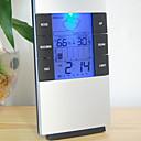 luchtvochtigheid mete lcd digitale temperatuur instrumenten thermometer hygrometer temperatuur vochtigheid meter klok