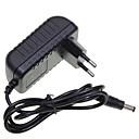 Buy EU Europe Plug 12V 1A LED Strip Light / CCTV Security Camera Monitor Power Supply Adapter AC100-240V