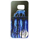 Buy Samsung Galaxy S7 Edge Shockproof / Pattern Case Back Cover Animal TPU edge S6