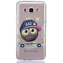 Buy Samsung Galaxy Case Transparent Back Cover Owl Soft TPUJ7 / J5 (2016) J3 J2 J1 Ace Grand