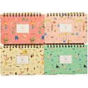 Buy Creative Weekly Planning Notebook(Random Colors)