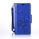Buy Dandelions Diamond Flip Leather Cases Cover Samsung Galaxy S7/S7edge Strap Wallet Phone Bags