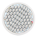 Buy E27 5W 500LM 40Red 20Blue SMD60 LED Bulbs Flowering Plant Hydroponic System Led Grow Light (85-265V)
