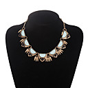 Buy Xu ® Women 's Popular Exaggerated Triangle Pendant Fashion Necklace