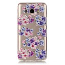 Buy Floral Fit 3D Relief Feeling Super Soft Pack Transparent TPU Phone Case Samsung Galaxy J110/J510/J710/J3