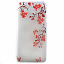 Buy Red Flower Pattern Material TPU Phone Case Samsung Galaxy J3 J5 J7 J1(2016) J510 J710 G530