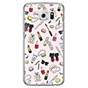 Buy Girl's Life Pattern Soft Ultra-thin TPU Back Cover Samsung GalaxyS7 edge/S7/S6 edge/S6 edge plus/S6/S5/S4