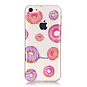 Buy TPU Material + IMD Technology Donuts Pattern Painted Relief Phone Case iPhone 6s Plus / 6 Plus/SE 5s 5/5C
